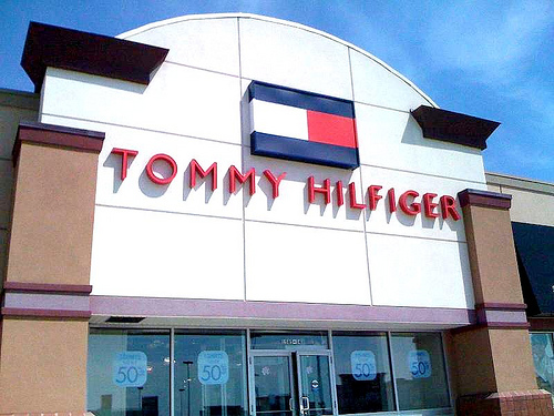 Tommy Hilfiger Outlet Store Casual Outlet