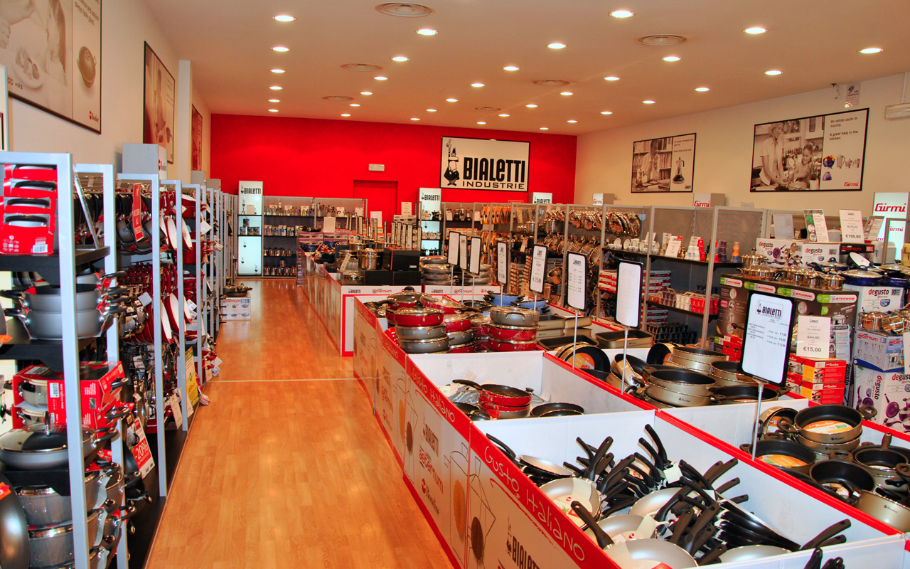Bialetti outlet store casa outlet for Casa outlet