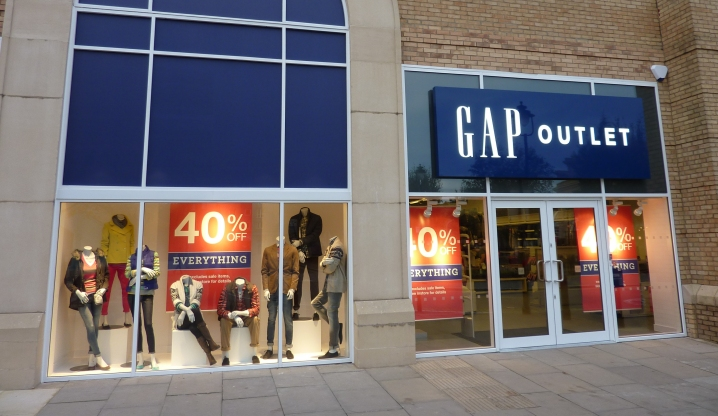 Shop tops, bottoms, denim and outerwear, as well as shoes and accessories. Additionally, Gap Factory carries activewear, maternity and baby clothing. Visit a local Gap Factory store near you, or shop the deals online. Gap Factory features markdowns on all their items, but you can save even more with a .