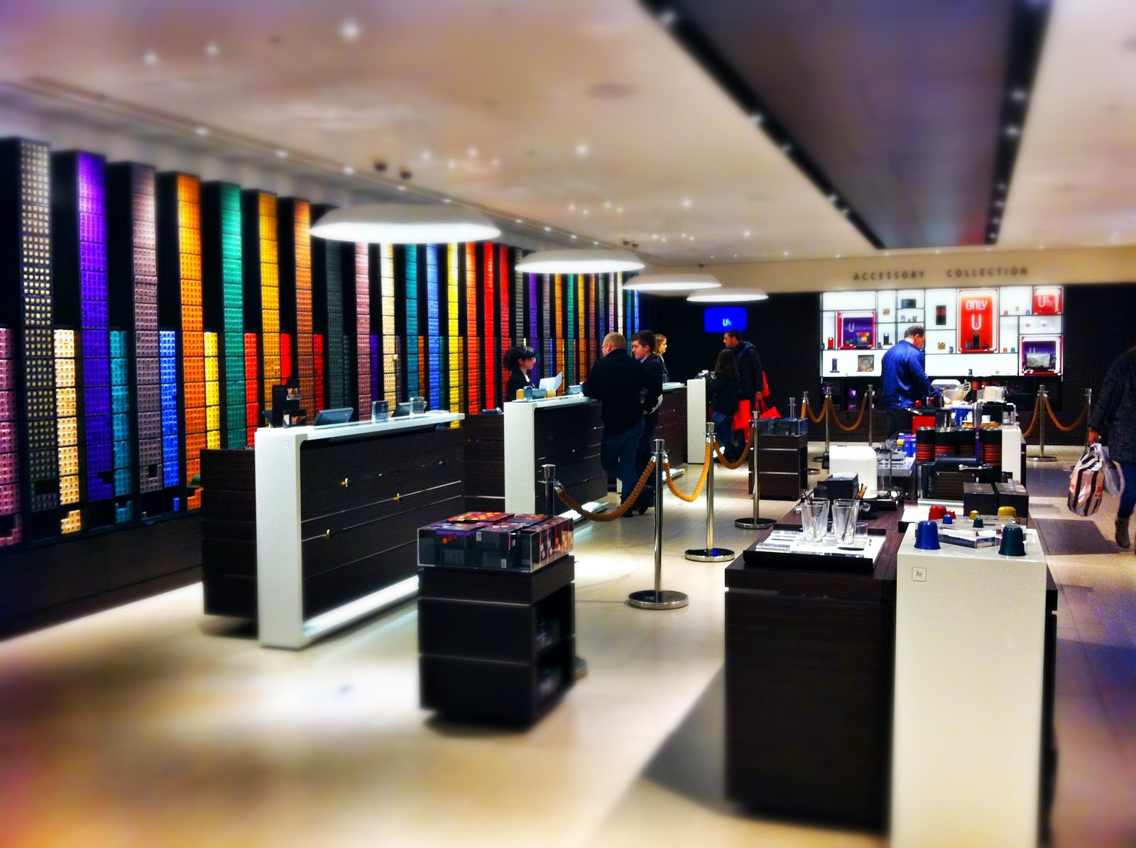Nespresso Boutique Outlet