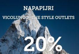 Promo Napapijri Vicolungo 2017 Primavera Estate