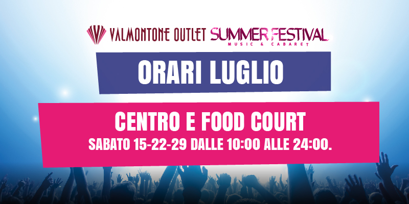 Musica Cabaret Estate 2017 Valmontone